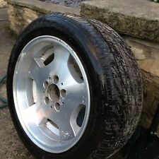 very rare Mercedes Lorinser RS 80 deep dish alloy wheel 16 x 8J