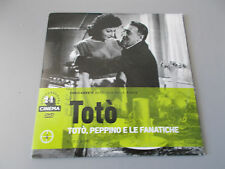 DVD TOTO´ PEPPINO E LE FANATICHE  N° 4 IL SOLE 24 ORE CINEMA DVD