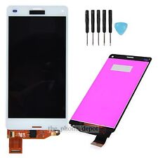 LCD Display Touch Screen Unit For Sony Xperia Z3 Mini Compact D5803 D5833 White