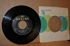 THE SOLITAIRES: FOOL THAT I AM & FAIR WEATHER LOVER; 1964 MGM NORTHERN SOUL 45