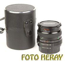 Porst GMC X-M 28mm 2,8 WW Macro Objektiv Fujica / Porst FX Bajonett 25510