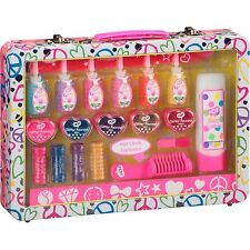 21pcs Pop Colour Treasures Hair Boutique Gift Set Glitter Hair Chalk Beauty Care