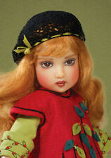 "Kish BETHANY FALLING LEAVES 12"" BJD Doll by Kish & Co 13 Points of Articulation"