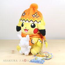 Pokemon Center Original Plush Sapporo Snow Festival Pikachu doll From Japan