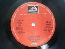 ANKHIYON KE JHAROKHON SE RAVINDRA JAIN 45 N 14236 1978 RARE BOLLYWOOD EP  vg