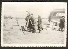 10 MAILLY-LE-CAMP PETITE PHOTO VEHICULES MILITAIRES 1959