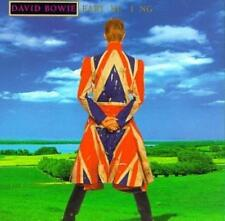 David Bowie : Earthling CD (1997)