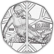 Austria / Österreich - 5 Euro 100 years of Ski sports