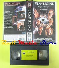 film VHS URBAN LEGEND 2001 COLUMBIA CB 72488 97 minuti (F55) no dvd