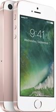 Brand New Sealed Apple iPhone SE 16GB Rose Gold Simple Mobile Save $180