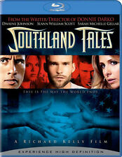 Southland Tales .. Richard Kelly Dwayne Johnson Blu-ray