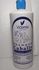 SHAMPOO CABALLO BY VIDARELA 33.8 FL OZ FOR HAIR NATURAL MADE IN MEXICO