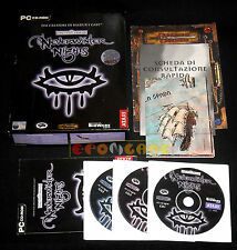 NEVERWINTER NIGHTS Pc Versione Italiana Never Winter Night Big Box •••• COMPLETO