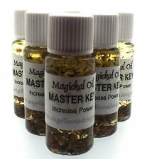 Master Key Herbal Infused Botanical Incense Oil Increase Power