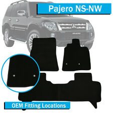 Mitsubishi Pajero NS-NW - (2006-2015) - Tailored Car Floor Mats