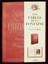Dossier de Presse - Les Fables de La Fontaine - Gustave Doré -Eds.Chêne -2013