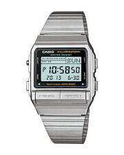 Casio Gents BANCA DATI multilingue Calendario Allarme Analogico Uomo Watch db-380-1df