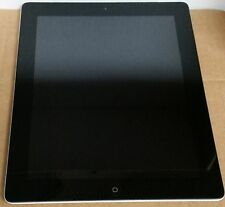 VERY GOOD Condition Apple iPad 3  4G + WiFi (Unlocked AT&T ) 16GB Black nc