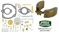 Farmall Super M MTA MV Complete Carburetor kit & Float IH 356948R92 357231R92