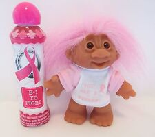 Bingo dauber marker play for pink breast cancer research lucky troll set