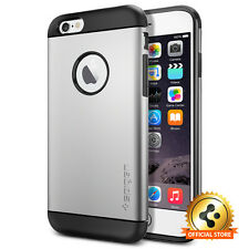 [Spigen Factory Outlet] Apple iPhone 6 / 6S Case Slim Armor Satin Silver