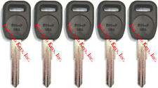 5 (FIVE) NEW Land Rover Uncut Key Blanks Discovery 1994-2004 RV4-P X239