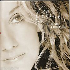 CELINE DION All The Way... A Decade Of Song CD