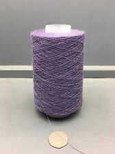 200G CONI 50% SETA 50% LINO 22NM FINE FILO VIOLA HEATHER MIX 83485