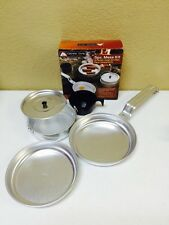 Ozark Trail 5 Piece Mess Kit Camping Hiking NEW IN BOX