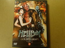 DVD / HELLBOY 2 - THE GOLDEN ARMY