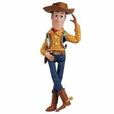"NEW Disney Store TOY STORY 3 TALKING WOODY COWBOY DOLL 16"" (41cm)"