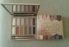 New Urban Decay NAKED Ultimate Basics All Matte All Naked Eyeshadow Palette