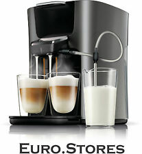 Philips HD7857/50 SENSEO Latte Duo Coffee Pod Machine Titanium Black GENUINE NEW