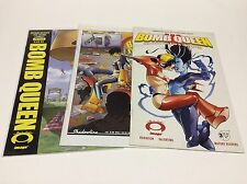 BOMB QUEEN #4 (IMAGE/ROBINSON/VALENTINO/12151755) SET LOT OF 3