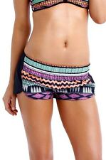 NWT! Seafolly 'Future' Board Shorts Future Tribe S Small US UK FR GER #2039