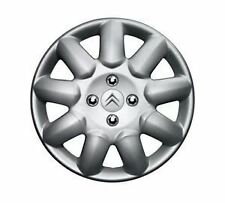 """New Genuine Citroen C1 C2 C3 14"""" Steel Wheel Trim / Hub Cap (Prima)"""