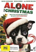 Alone For Christmas : NEW DVD