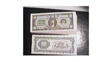 HELL BANKNOTES, 8 DIFFERENT US CURRENCY TYPES