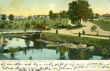 Paterson,NJ. 1905 in West Side Park