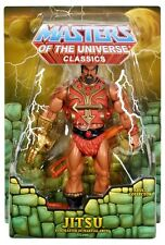 Jitsu MOTUC Masters of the Universe Classics MISB with Mailer