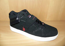 U.S. POLO ASSN. SHOES FLIGHT 3 BLACK NB/RED SIZE US 11