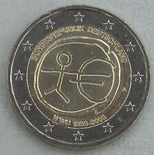 """2 Euro Deutschland A 2009 """"10 Jahre WWU"""" unz"""