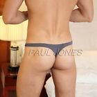 Sexy Men Low Rise Underwear T-back Thongs Pouch G-string Briefs Jockstrap Shorts