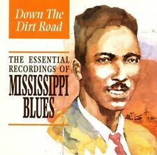 Various CD Down The Dirt Road - The Essential Recordings Of Mississippi Blues
