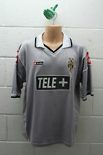 VINTAGE LOTTO JUVENTUS SHIRT JERSEY CAMISETA FOOTBALL DEL PIERO 2000/2001 XL