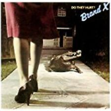 Do They Hurt? by Brand X (CD, Aug-2005, Blue Plate)