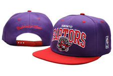 Capellino NBA basket Cap Toronto Raptors Snapback Vince Carter Capello Gorra New