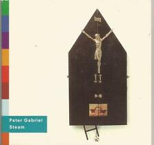 Peter Gabriel - Steam 1992 USA two track promotional CD single