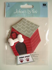 Jolee's By You adesivi o Abbellimento-Dog House Kennel