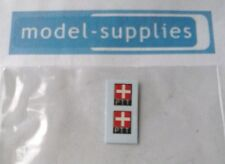 Dinky 262 VW reproduction Swiss Post decals